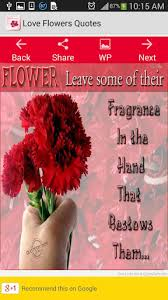 Love Flower Quotes Simple Love Flowers Quotes 484848 Apk Androidappsapkco