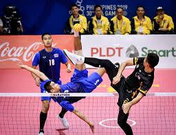 ไร้เทียมทาน! 'ตะกร้อทีมหนุ่มไทย' ไล่ถลกหนัง 'เสือเหลือง' 3-0 จ่อผงาดแชมป์ ซีเกมส์2019