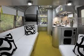 Airstream Interior Design Interesting Inspiration Ideas