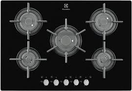 Купить <b>Варочная панель</b> ELECTROLUX EGT97657NK, черный в ...
