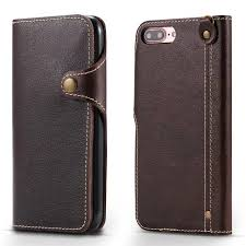 on retro vine lanyard book flip genuine leather wallet case for iphone7 7plus phone cover coque on aliexpress alibaba group