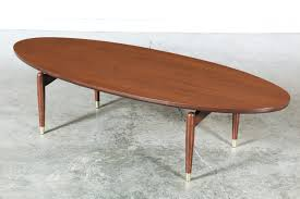 Floating Coffee Table Mid Century Floating Top Walnut Coffee Table Vintage Supply Store