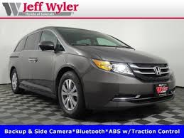 2015 Honda Odyssey Color Chart Used Honda Odyssey For Sale In Dayton Oh 157 Cars From