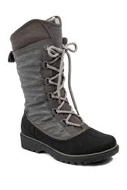 Baretraps Sybil Faux Shearling Lined Waterproof Cold