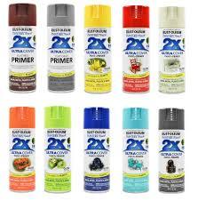Krylon Outdoor Spaces Color Chart 67 Exact Rustoleum Spray Paint Chart