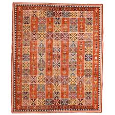 vintage moroccan area rug size 8 x 10 for