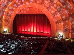 Radio City Music Hall Seating Chart Rockettes Radio City Music Hall Section 2nd Mezzanine 2 Row A Seat 201
