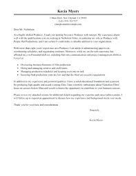 Film Production Assistant Cover Letter Film Producer Cover Letter Production Assistant Cover Letter Cover