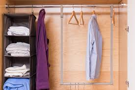 Closet Rod Extender Beauteous Closet Organizing Ideas Reviews by Wirecutter A New York Times