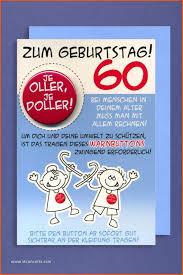 Sprüche Zum 60 Geburtstag Lustig Frau Kurz Best Grußkarte 60