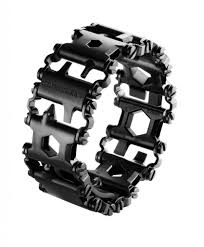 "<b>Браслет Leatherman</b> ""<b>Tread</b>"", цвет: черный, 29 функций"