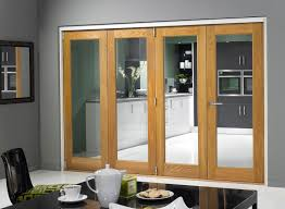 Double Glazed Kitchen Doors Bi Fold Doors Premium External Bifolding Doors A Vufold