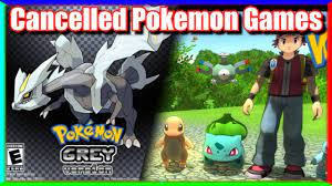 Top 5 Cancelled & Unreleased Pokemon Games