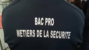 """Résultat de recherche d'images pour """"Bac pro Métiers de la sécurité"""""""