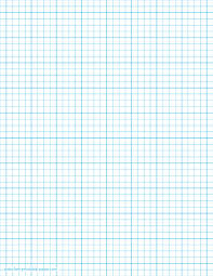 Printable Graph Paper 4 Squares Per Inch 4 X 4 Graph Ruled