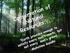 short essay on the need to preserve forests