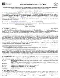 Home Purchase Agreement Form Free Custom Virginia Real Estate Contract Template Real Estate Contract Form