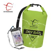 HITORHIKE <b>15L Outdoor Waterproof Dry</b> Bag PVC and Phone Case ...