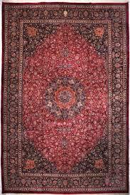 cyrus artisan persian mashad rug 13 x 20