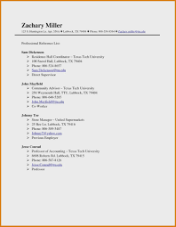 Sample Professional References Page 12 13 Sample Reference Pages For Resume Lascazuelasphilly Com