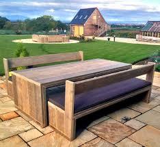 beautiful modern wooden garden furniture garden dining tables garden dining tables 49 with garden dining
