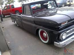 Chevy Truck Old School Low Rider Show condition, Black ,AC,Auto Clean