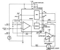lvdt circuit related keywords suggestions lvdt circuit long lvdt driver demodulator circuit diagram tradeoficcom
