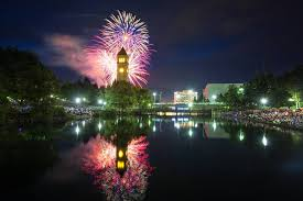 The Best 4th Of July Fireworks Shows In Washington In 2017- Cities ...