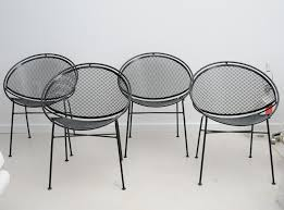 salterini outdoor furniture. I Am On A SearchTo Find Vintage Salterini Wrought Iron Patio Chairs Outdoor Furniture M