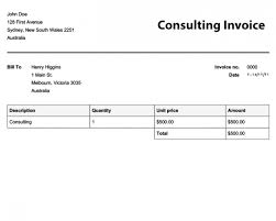 Template For Invoice For Services Free Invoice Templates Online Invoices Translation Service Invoice