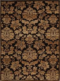 home dynamix area rugs triumph rug h1000 512 brown gold traditional rugs area rugs by style free at powererusa com