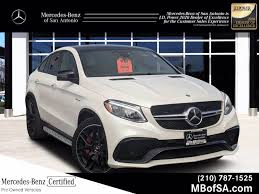 It meets the highest expectations in terms of design and exclusivity. Certified Pre Owned 2018 Mercedes Benz Gle Amg Gle 63 S Coupe Coupe In San Antonio 1251 Mercedes Benz Of San Antonio