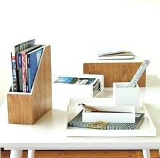 office accessories modern. Designer Office Desk Accessories Modern Decor . O