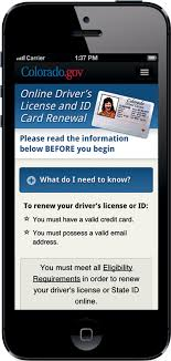 Of Unveils App Division New Vehicles Drivers Multimedia Business Updated Mobile For Colorado Wire Adding Online License Motor Renewals