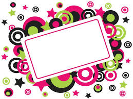 Party Borders For Invitations Party Frame Clipart Free Download Best Party Frame Clipart