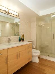 bamboo bath furniture. example of a trendy beige tile alcove shower design in philadelphia with an undermount sink bamboo bath furniture i