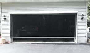 double garage door screen garage screen 1 double garage door screen reviews