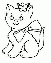 Small Picture Cat Printable Coloring Pages Trends Coloring Cat Printable