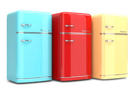 Colourful Kitchen Appliances Old Appliances Vs New We Pick 10 Of The Best Retro Fridges