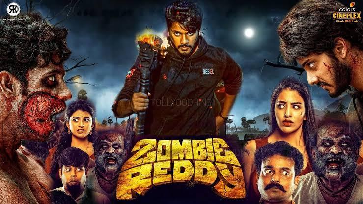 Zombie Reddy full Movie in Hindi Download Filmywap
