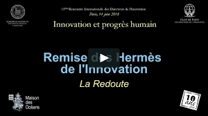 Hermes de <b>l</b>'innovation 2018 - <b>La Redoute</b> on Vimeo
