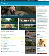 Small Picture 9 engaging intranet design examples beyond the homepage