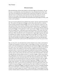 psychology personal reflection essay assignment essay for you personal reflective essays examples