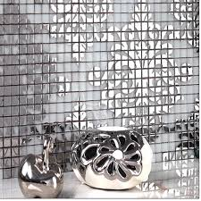 Mosaic Tiles In Kitchen Compare Prices On Silver Mosaic Tile Online Shopping Buy Low