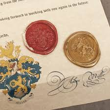 Wax Seal examples