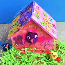 woodworking projects for kids bird house. wooden bird house craft for kids f woodworking projects