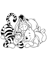 Small Picture Winnie The Pooh Coloring Pages Bing Images Coloring Disney