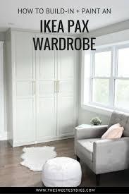 wardrobe furniture ikea. Get A Stunning Closet With This IKEA Pax Hack Wardrobe FurnitureWardrobe Furniture Ikea