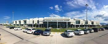 Internationaler Flughafen Edremit-koca Seyit Vorher Bekannt Als Flughafen  Balikesir Edremit Korfez E Redaktionelles Stockfotografie - Bild von  transport, international: 72103472