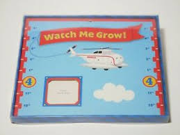 Details About Thomas And Friends Watch Me Grow Growth Chart Never Used